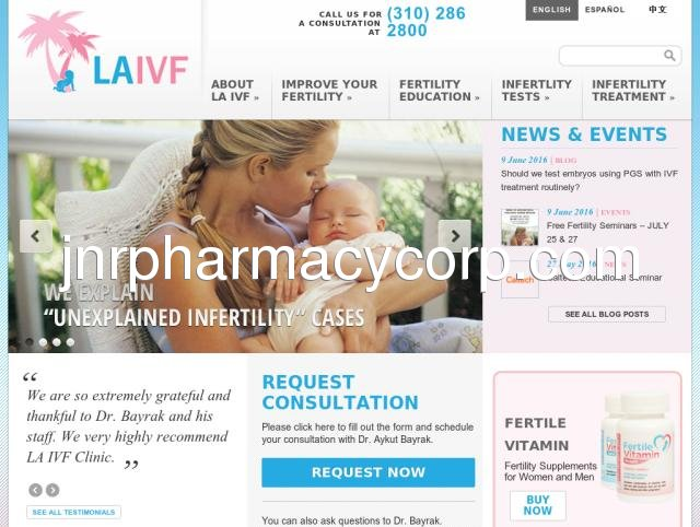 UTERUS & IMPLANTATION | Best Fertility Clinic Los Angeles
